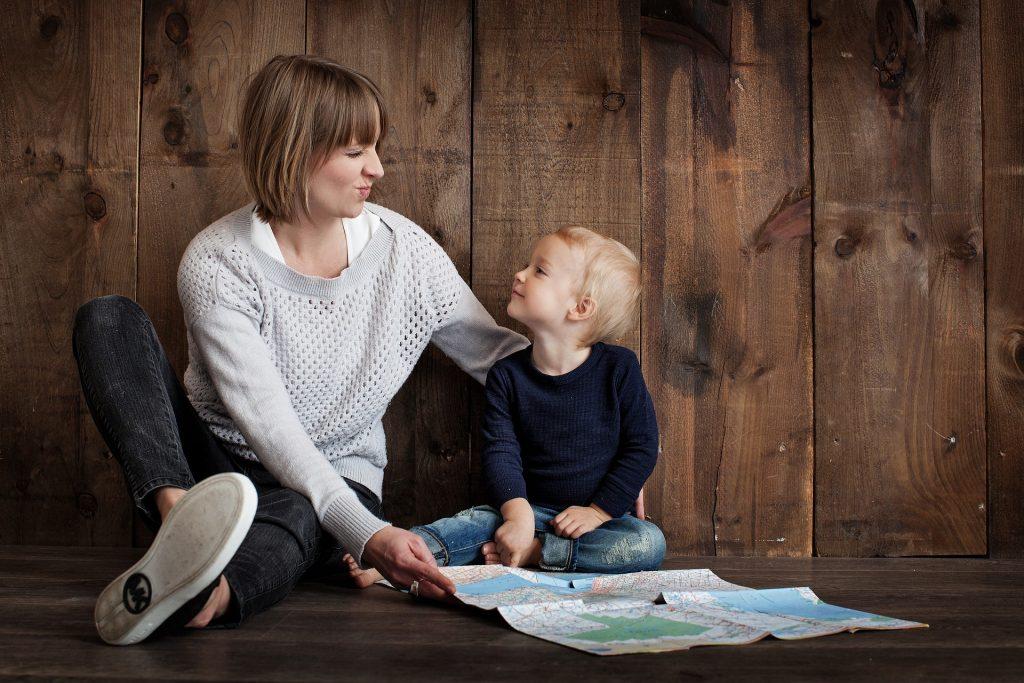 Sådan er du både iværksætter og mor