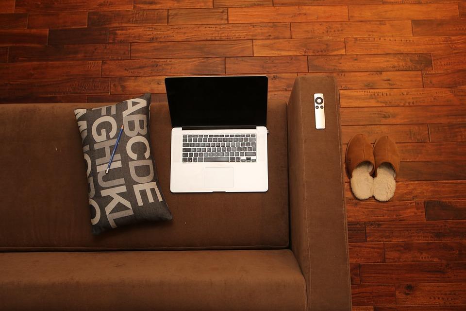 Indret den perfekte arbejdsstation i hjemmet