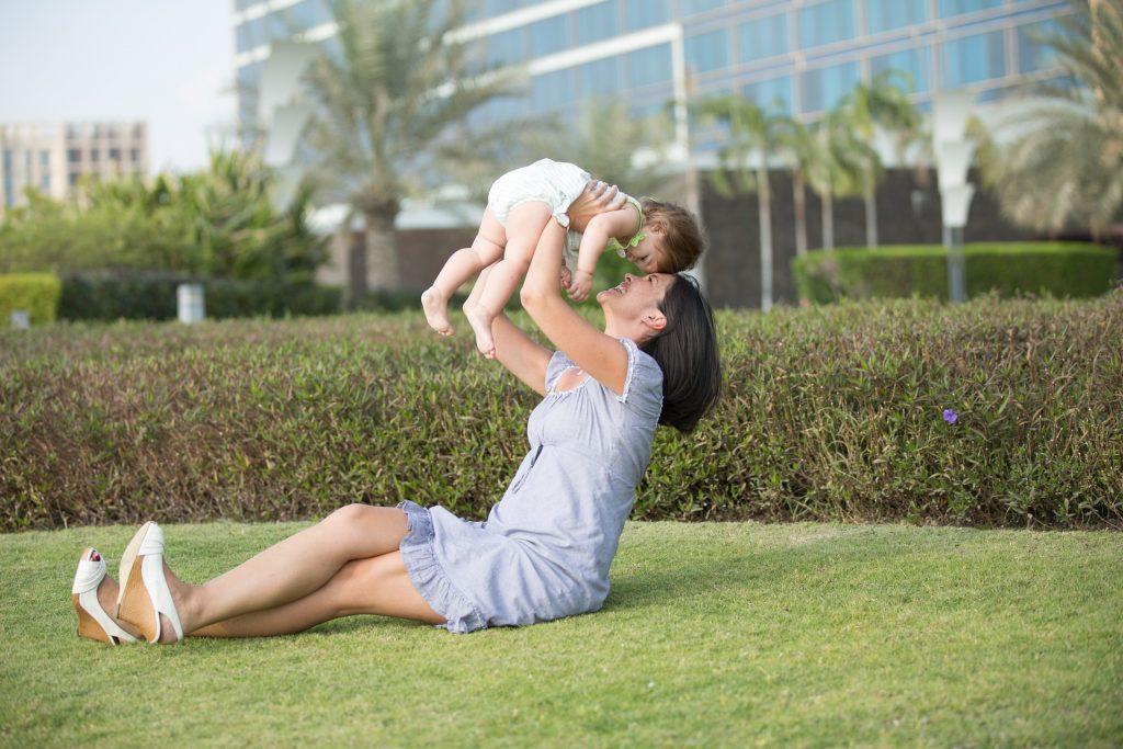 3 ting, du kan lave sammen med din baby