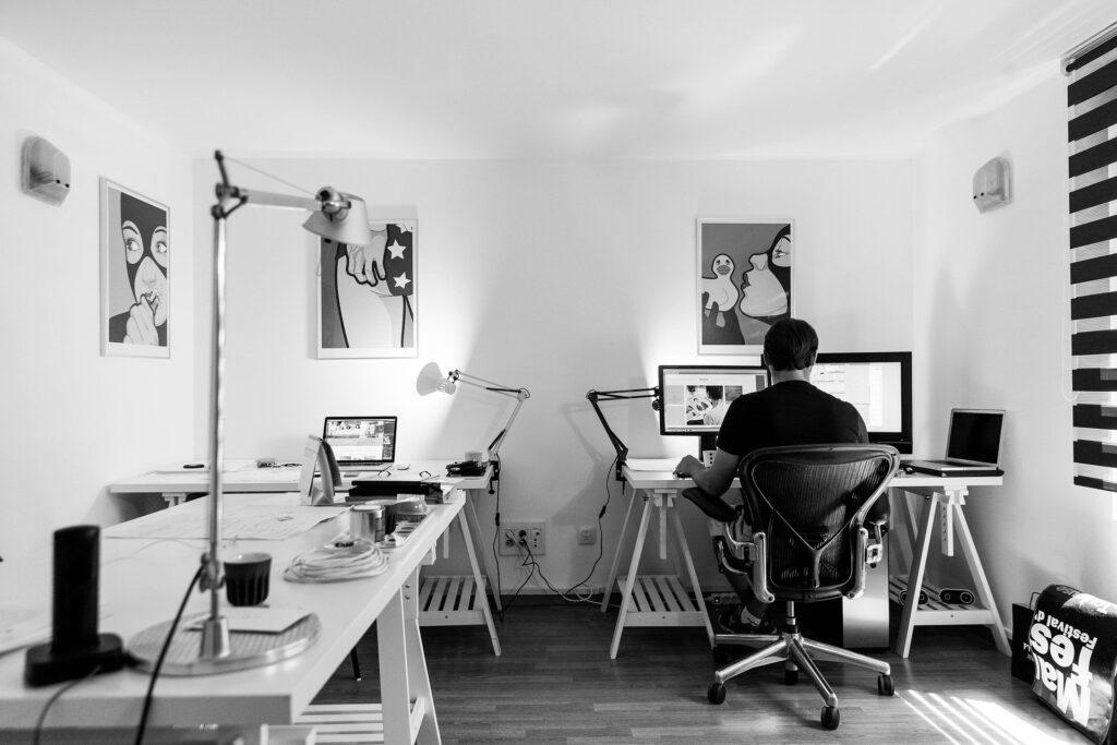 Hvilket kontor har du som iværksætter?