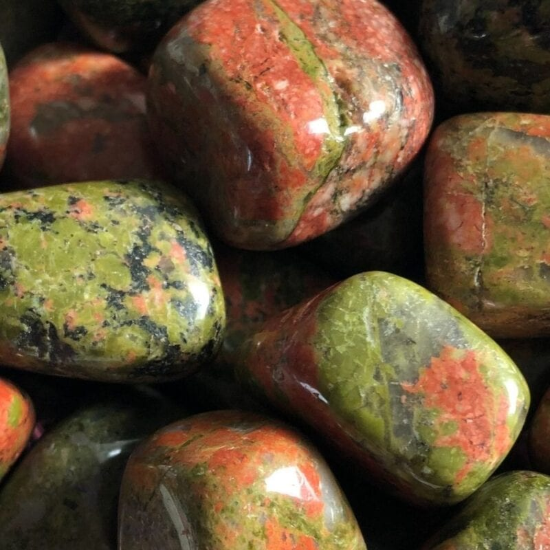Sten, krystaller og bæredygtighed